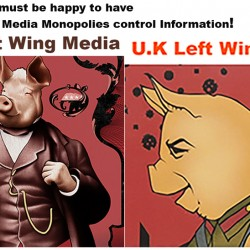 My Philosophy and Message of Suggestive Education for the U.K Media Journalists: Why I call you, U.K Media Writers of left and right political spectrum, New Nazis and Enemies of Justice and Freedom